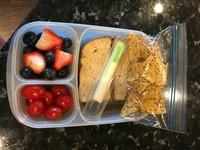 Lunch - 2nd grade Bradley Hill ES