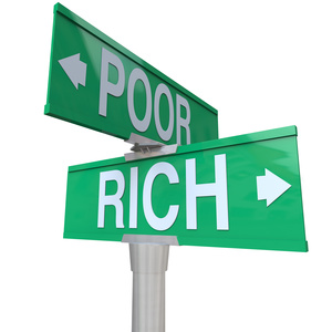 Stigma - rice and poor street signs