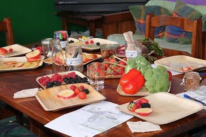 fruit veggie session