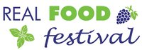 Real Food Festival final logo