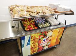 Breakfast Cart Promo
